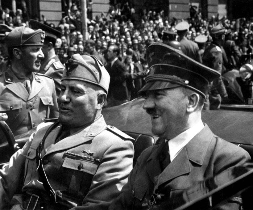 Axis Powers Leaders